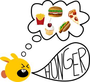Hab Hunger Muss Essen